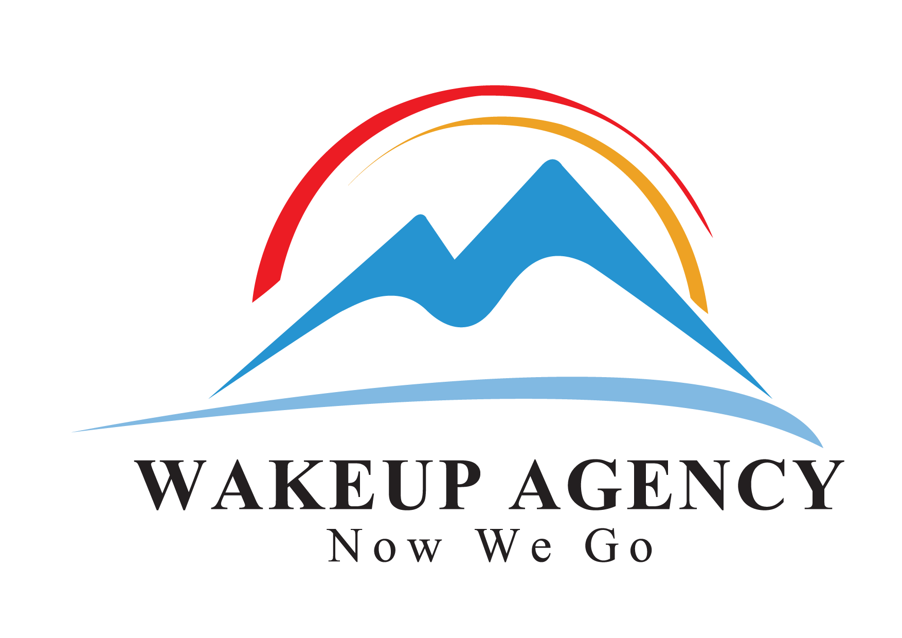 Wake Up Now Logo Png